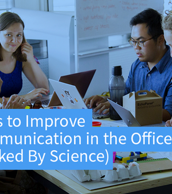 communication in office science