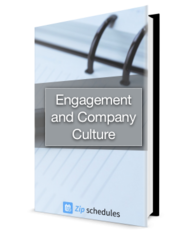 Employee Engagement and Company Culture cover