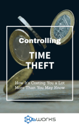 The Employee Time Theft Problem cover
