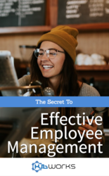 The Small Business Guide to Employee Management cover