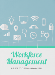 Workforce Management Guide to Cutting Labor Cost cover
