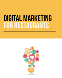 Digital Marketing for Restaurants cover