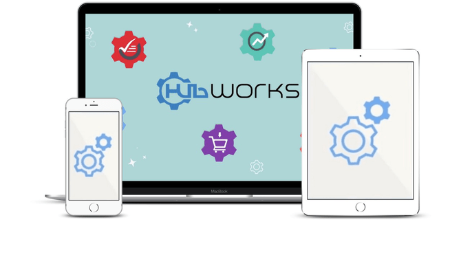 resellers/hubworks partner program